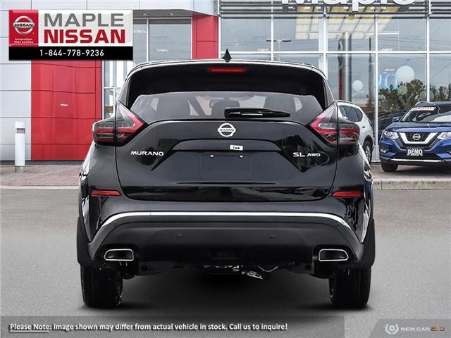 2019 Nissan Murano SL (Stk: M19M017) in Maple - Image 5 of 23