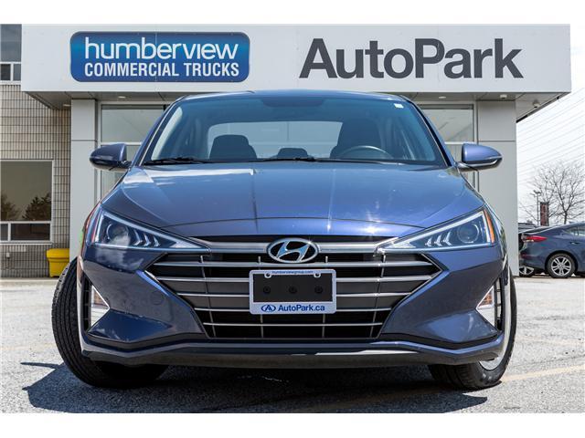 2019 Hyundai Elantra Preferred (Stk: APR3994) in Mississauga - Image 2 of 19