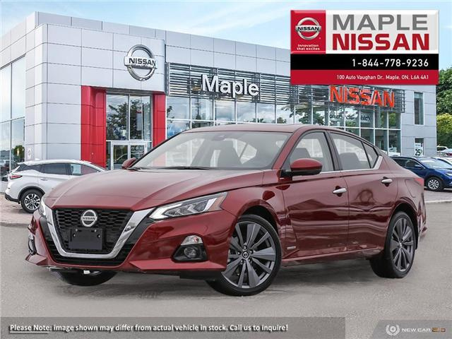 2019 Nissan Altima 2.5 Edition ONE (Stk: M193008) in Maple - Image 1 of 23