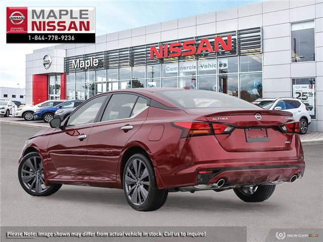 2019 Nissan Altima 2.5 Edition ONE (Stk: M193008) in Maple - Image 4 of 23