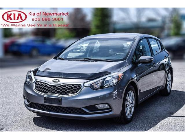 2014 Kia Forte 2.0L LX+ (Stk: 190231A) in Newmarket - Image 1 of 19