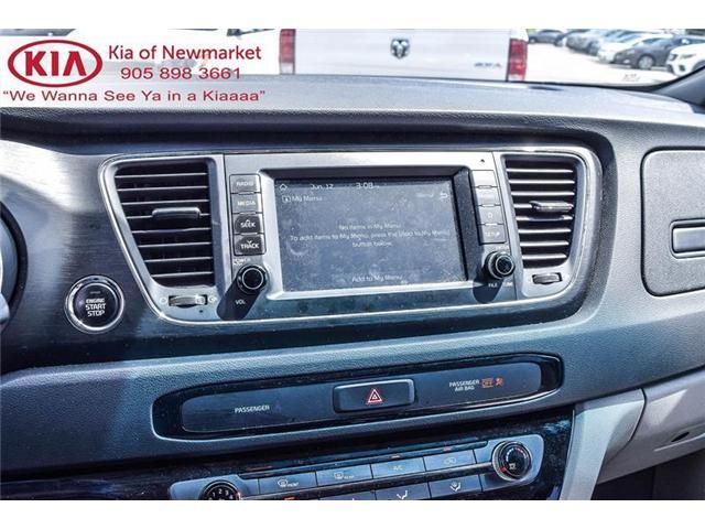 2019 Kia Sedona LX+ (Stk: P0902) in Newmarket - Image 15 of 20