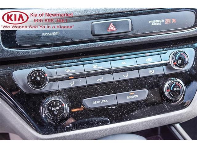 2019 Kia Sedona LX+ (Stk: P0902) in Newmarket - Image 16 of 20
