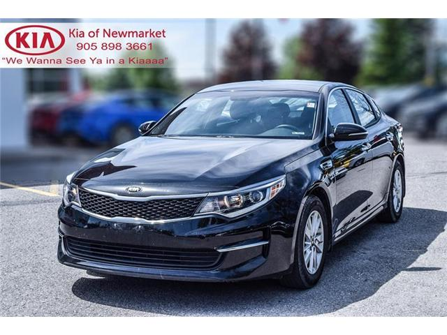 2018 Kia Optima LX (Stk: P0905) in Newmarket - Image 1 of 17