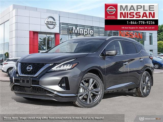 2019 Nissan Murano Platinum (Stk: M19M027) in Maple - Image 1 of 23