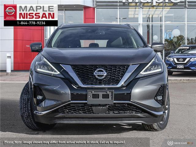 2019 Nissan Murano Platinum (Stk: M19M027) in Maple - Image 2 of 23