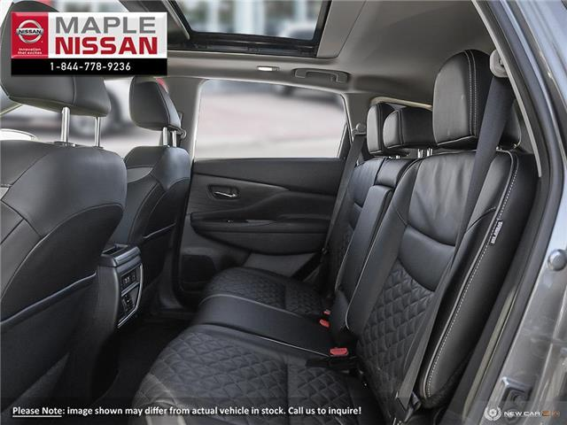 2019 Nissan Murano Platinum (Stk: M19M027) in Maple - Image 21 of 23
