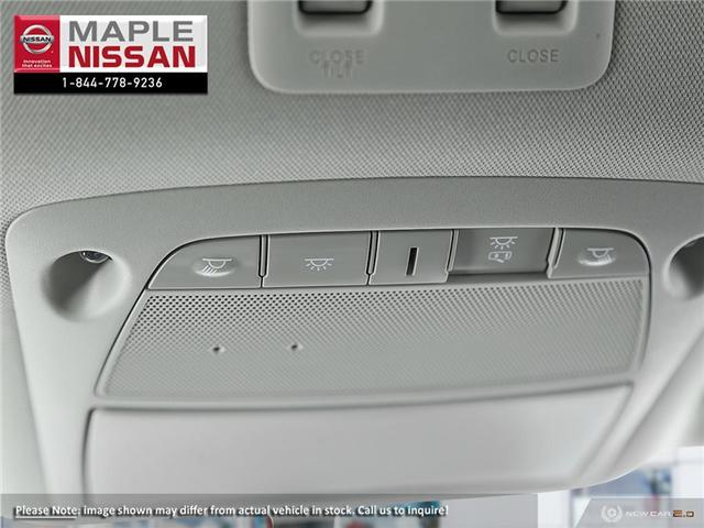 2019 Nissan Murano SL (Stk: M19M019) in Maple - Image 19 of 23