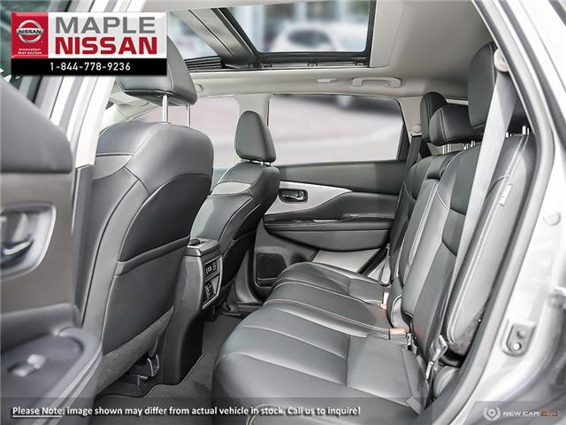 2019 Nissan Murano SL (Stk: M19M019) in Maple - Image 21 of 23