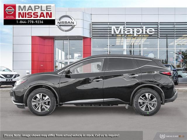 2019 Nissan Murano S (Stk: M19M012) in Maple - Image 3 of 23
