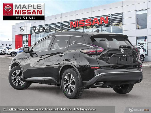 2019 Nissan Murano S (Stk: M19M012) in Maple - Image 4 of 23