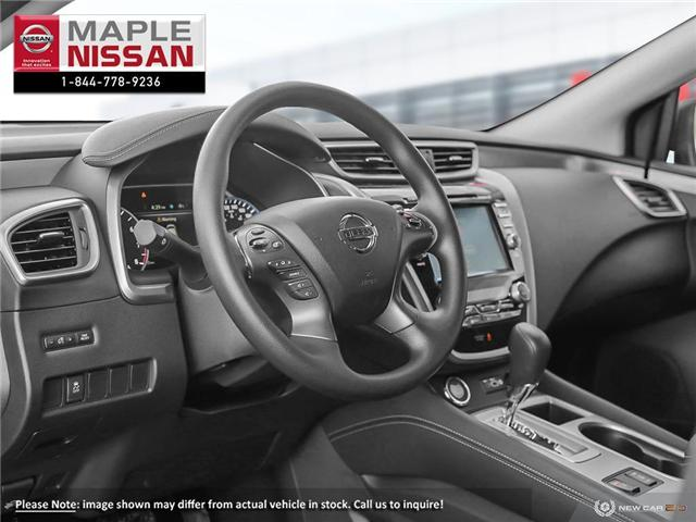 2019 Nissan Murano S (Stk: M19M012) in Maple - Image 12 of 23