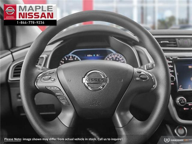 2019 Nissan Murano S (Stk: M19M012) in Maple - Image 13 of 23