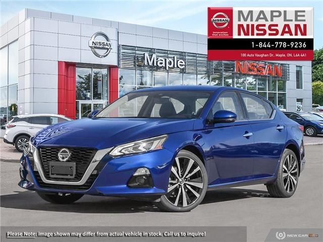 2019 Nissan Altima 2.5 Platinum (Stk: M193021) in Maple - Image 1 of 23