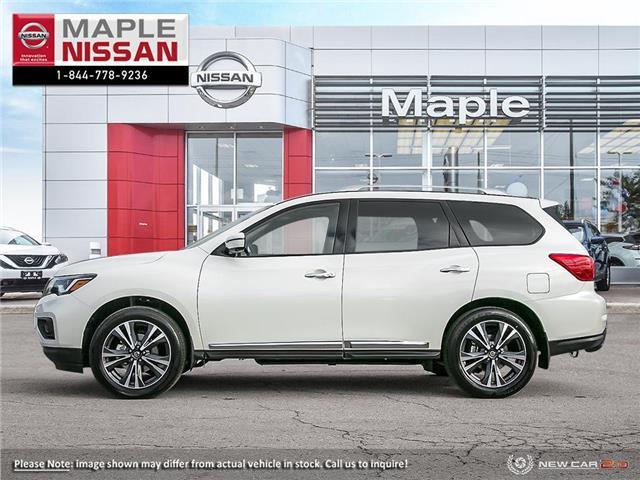 2019 Nissan Pathfinder Platinum (Stk: M19P006) in Maple - Image 3 of 23