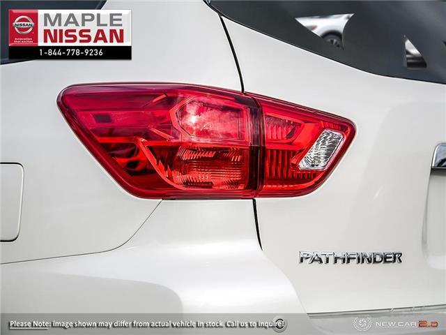 2019 Nissan Pathfinder Platinum (Stk: M19P006) in Maple - Image 11 of 23