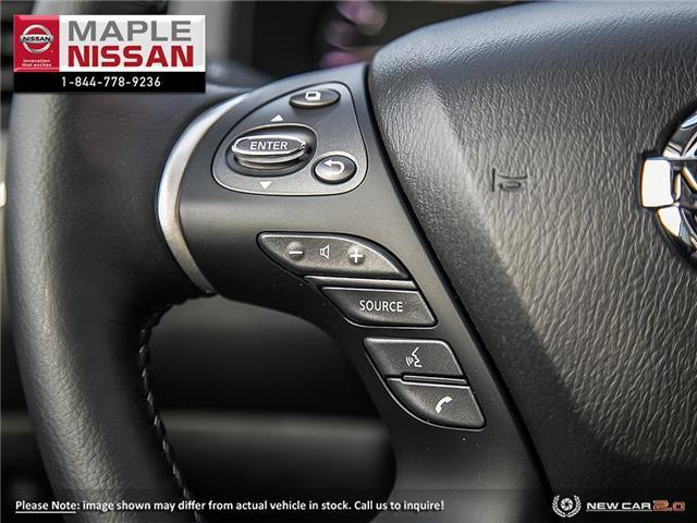 2019 Nissan Pathfinder Platinum (Stk: M19P006) in Maple - Image 15 of 23