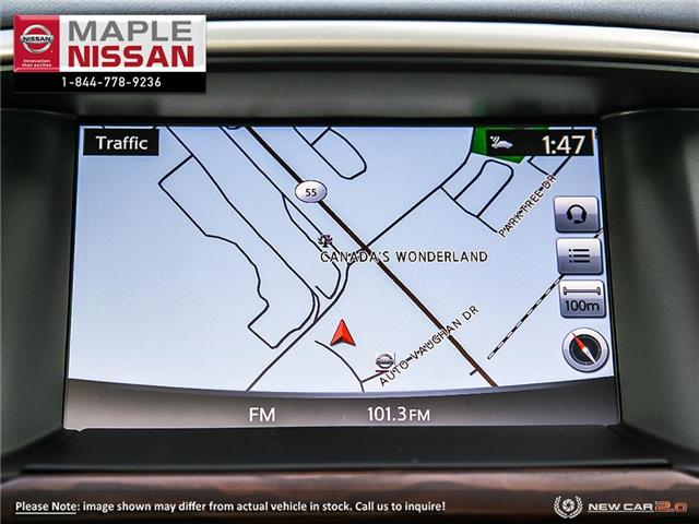 2019 Nissan Pathfinder Platinum (Stk: M19P006) in Maple - Image 18 of 23