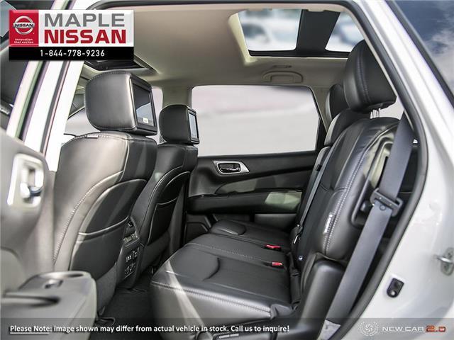 2019 Nissan Pathfinder Platinum (Stk: M19P006) in Maple - Image 21 of 23