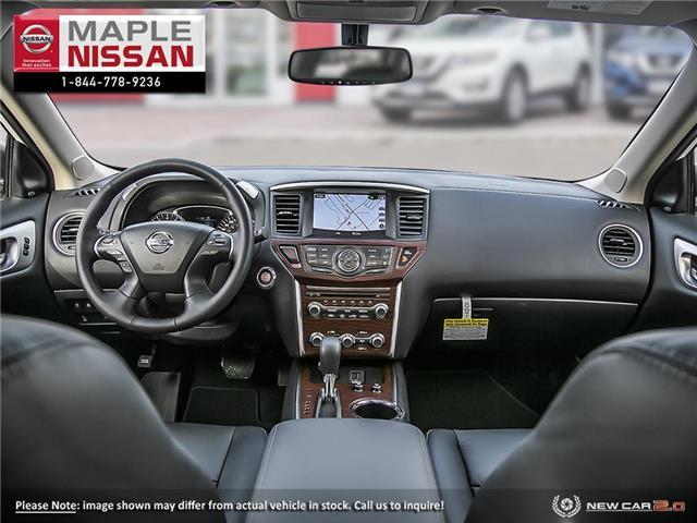 2019 Nissan Pathfinder Platinum (Stk: M19P006) in Maple - Image 22 of 23