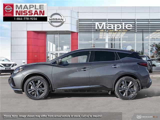 2019 Nissan Murano Platinum (Stk: M19M026) in Maple - Image 3 of 23