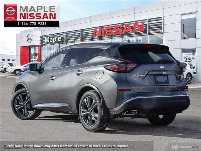 2019 Nissan Murano Platinum (Stk: M19M026) in Maple - Image 4 of 23