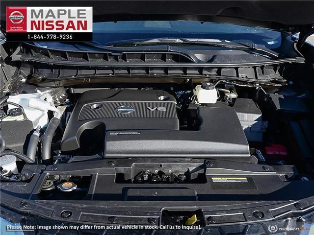 2019 Nissan Murano Platinum (Stk: M19M026) in Maple - Image 6 of 23