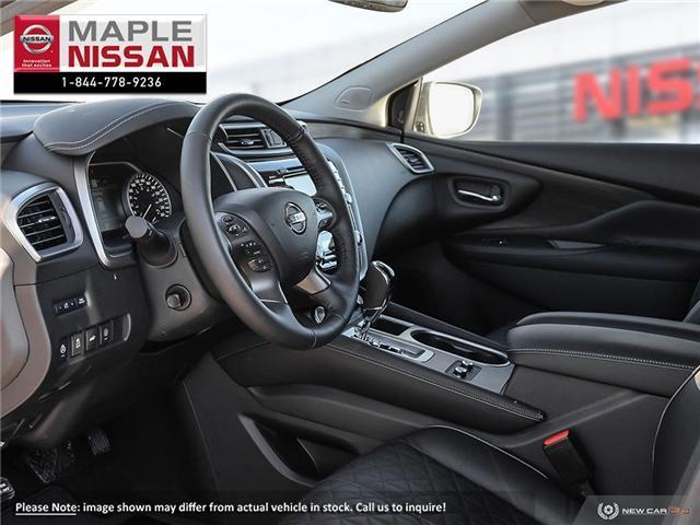 2019 Nissan Murano Platinum (Stk: M19M026) in Maple - Image 12 of 23