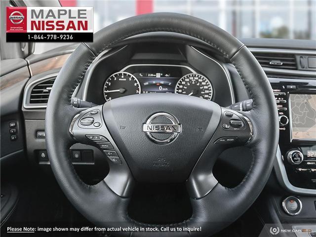 2019 Nissan Murano Platinum (Stk: M19M026) in Maple - Image 13 of 23