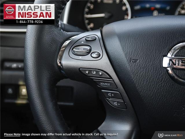 2019 Nissan Murano Platinum (Stk: M19M026) in Maple - Image 15 of 23