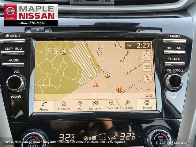 2019 Nissan Murano Platinum (Stk: M19M026) in Maple - Image 18 of 23
