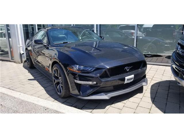 2019 Ford Mustang GT Premium (Stk: 19MU1318) in Unionville - Image 1 of 8