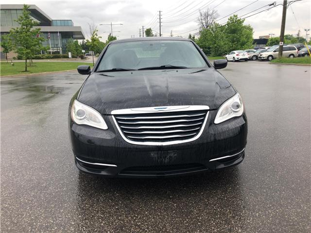 2014 Chrysler 200 LX (Stk: P8513A) in Unionville - Image 2 of 13