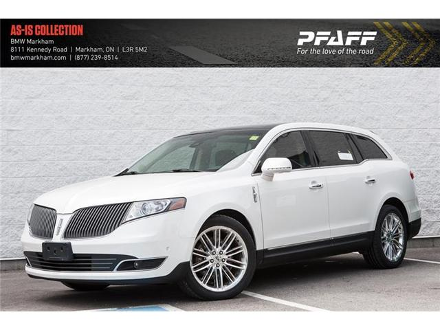 2013 Lincoln MKT EcoBoost (Stk: O11802AA) in Markham - Image 1 of 17