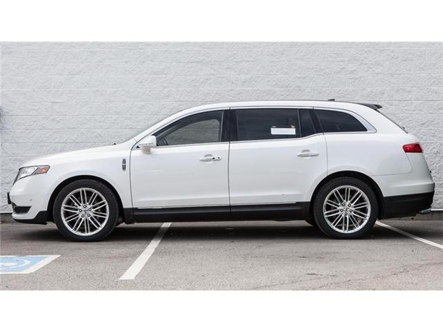 2013 Lincoln MKT EcoBoost (Stk: O11802AA) in Markham - Image 2 of 17