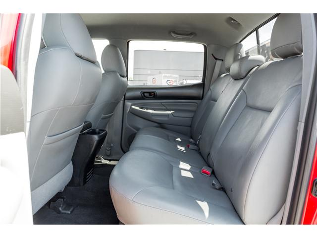 2012 Toyota Tacoma V6 (Stk: APR3117A) in Mississauga - Image 18 of 20