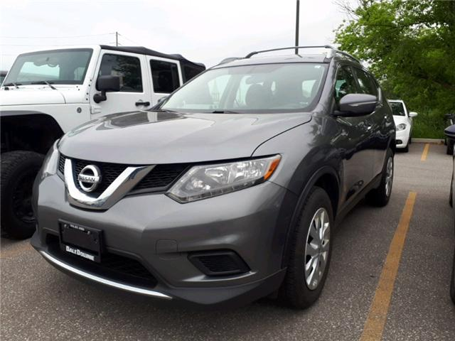 2015 Nissan Rogue S (Stk: FC878601) in Sarnia - Image 1 of 3