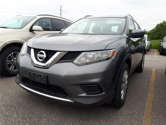 2016 Nissan Rogue S (Stk: GC789290) in Sarnia - Image 1 of 2