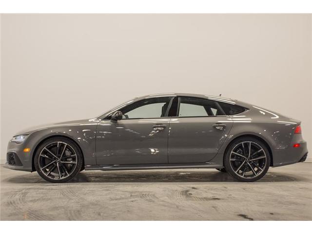 2018 Audi RS 7 4.0T performance (Stk: T13518) in Woodbridge - Image 2 of 7