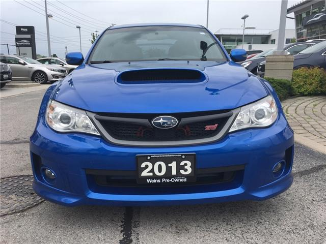 2013 Subaru WRX STI Base (Stk: 1690W) in Oakville - Image 4 of 27