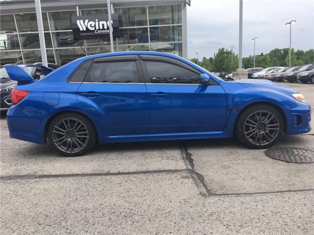 2013 Subaru WRX STI Base (Stk: 1690W) in Oakville - Image 10 of 27