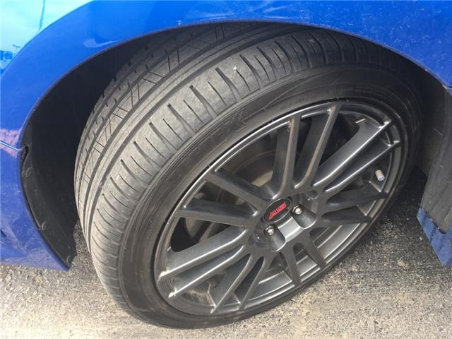 2013 Subaru WRX STI Base (Stk: 1690W) in Oakville - Image 11 of 27