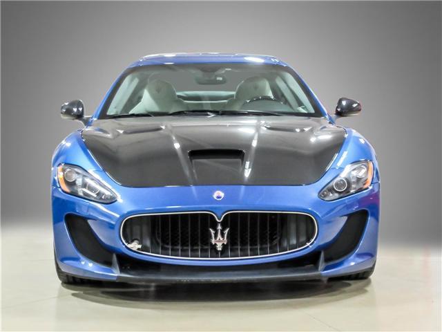 2014 Maserati GranTurismo Sport (Stk: U4184) in Vaughan - Image 2 of 22
