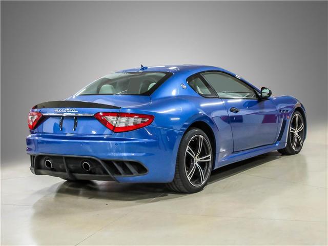 2014 Maserati GranTurismo Sport (Stk: U4184) in Vaughan - Image 6 of 22