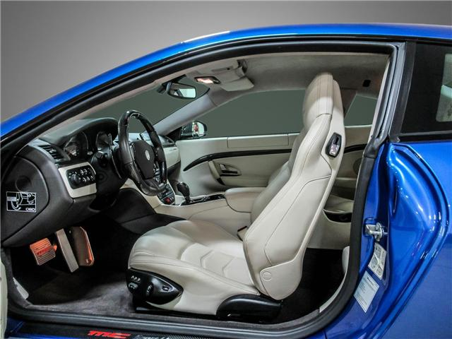 2014 Maserati GranTurismo Sport (Stk: U4184) in Vaughan - Image 13 of 22