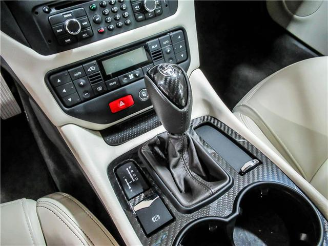 2014 Maserati GranTurismo Sport (Stk: U4184) in Vaughan - Image 22 of 22