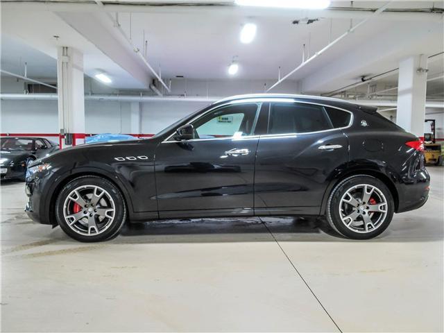 2017 Maserati Levante Base (Stk: U4214) in Vaughan - Image 8 of 30