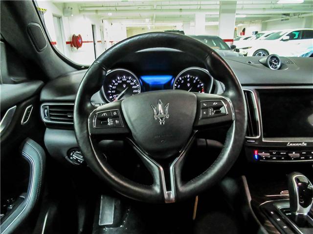 2017 Maserati Levante Base (Stk: U4214) in Vaughan - Image 14 of 30