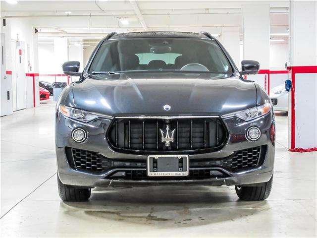 2018 Maserati Levante S GranSport (Stk: U4262) in Vaughan - Image 2 of 22