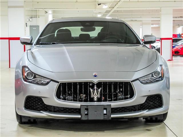 2017 Maserati Ghibli S Q4 (Stk: U4265) in Vaughan - Image 2 of 25